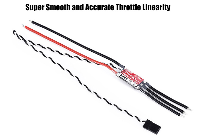 ZTW Spider PRO Premium 20A OPTO Brushless Electronic Speed Controller for Multicopter