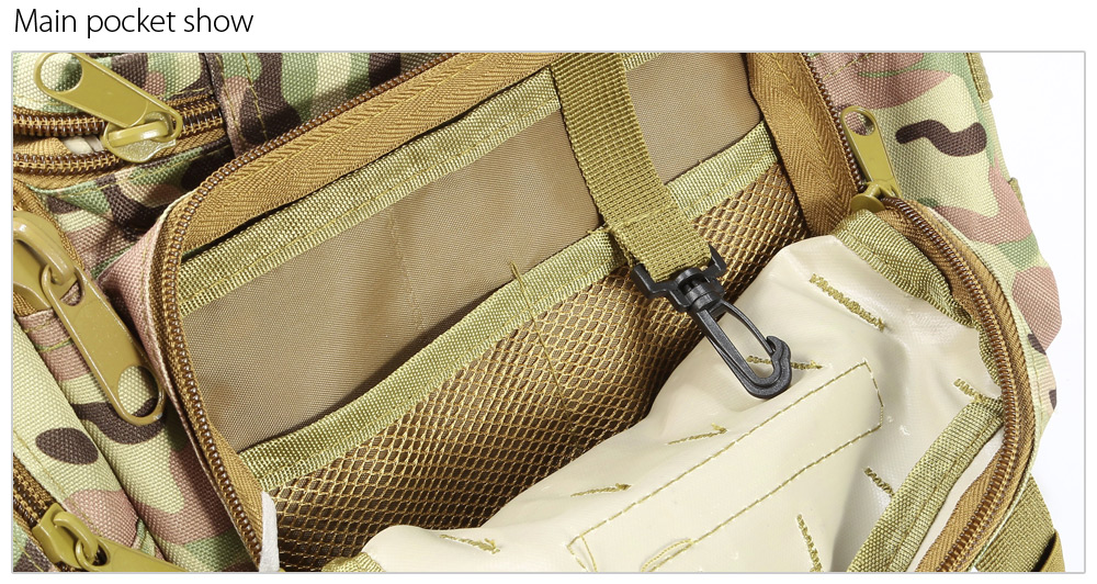 16L Outdoor Tactical Multipurpose Waist Bag