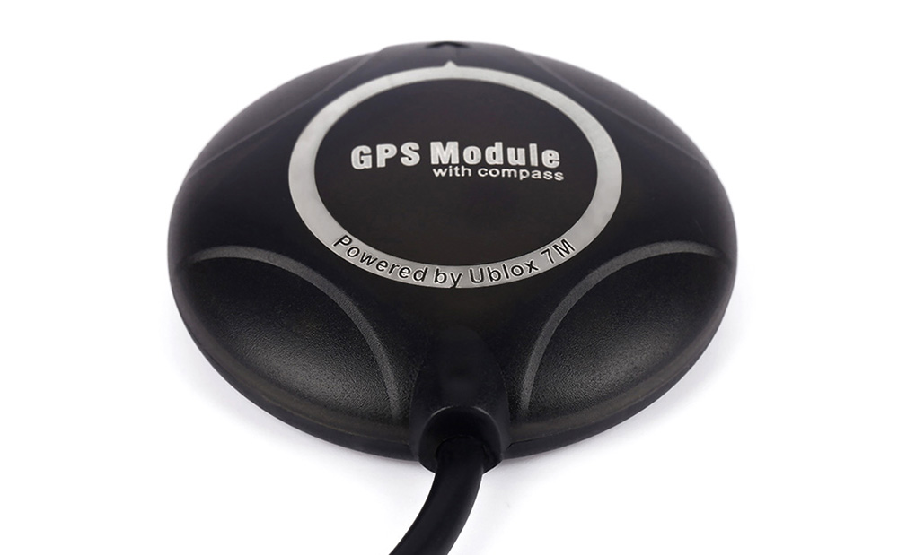 OCDAY NEO 7M APM GPS Module with Compass for APM2.6 Flight Controller