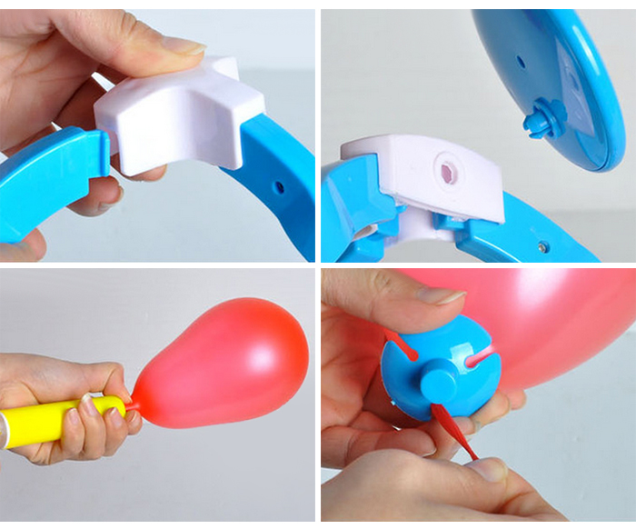 Funny Booming Balloon Game Family Child Interactive Fun Desktop Toy