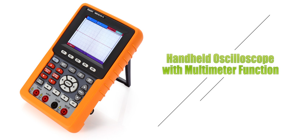OWON HDS1021M - N Handheld Oscilloscope with Multimeter Function