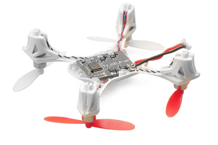 SP RACING F3 EVO Brushed Flight Controller for Multicopter Project