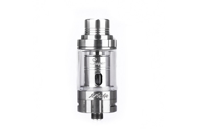 Original Wotofo 22mm Sapor Sub Tank Atomizer with 3.0ml Top Filling / Bottom Airflow Control / No Leakage E Cigarette Clearomizer