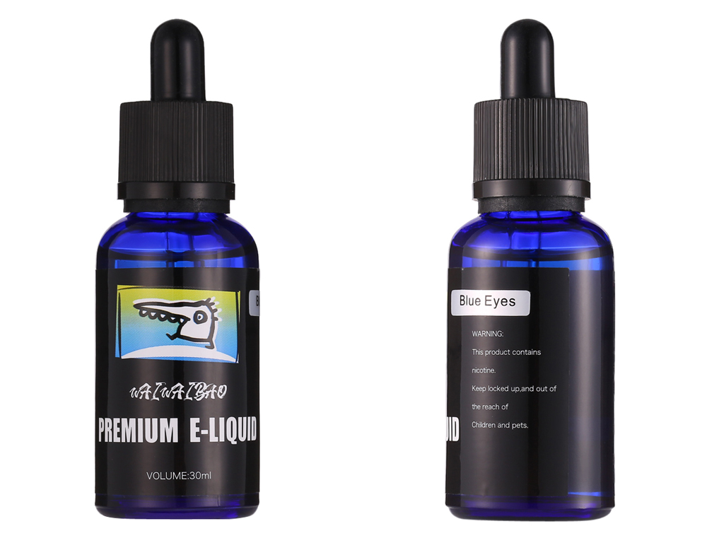 WAIWAIBAO Blue Eyes E Cigarette E-juice E-liquid