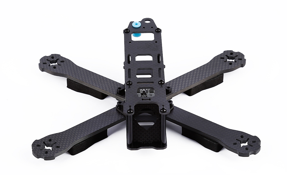 GB220 220mm Full Carbon Fiber Chassis with PDB 4mm 5-inch Arms