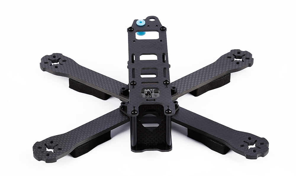 GB260 260mm Full Carbon Fiber Chassis with PDB 4mm 6'' Arms