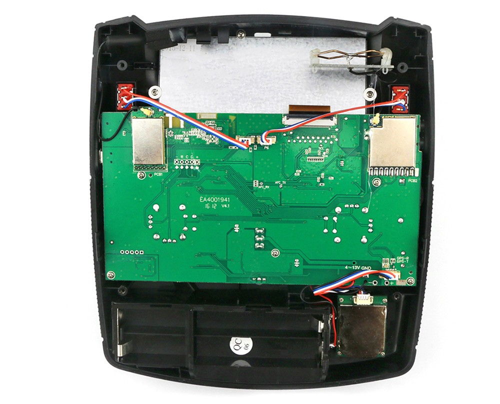 Original HUBSAN H501S - 15 2.4G Transmitter with LED Monitor Accessory for X4 H501S RC Quadcopter Drone