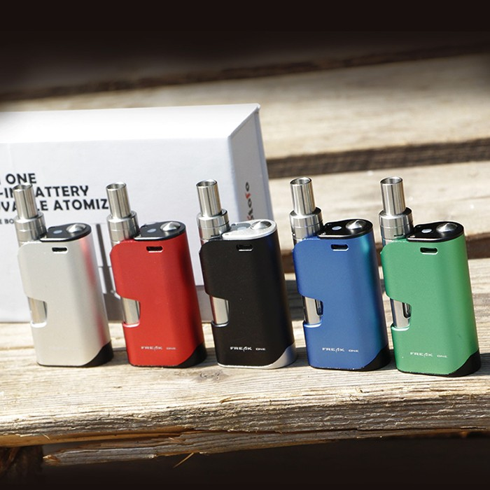 Original Wotofo Freak One VV Box Mod with Built-in 1200mAh Battery / 0.3 - 2 ohm / 3.7 - 4.2V Variable Voltage