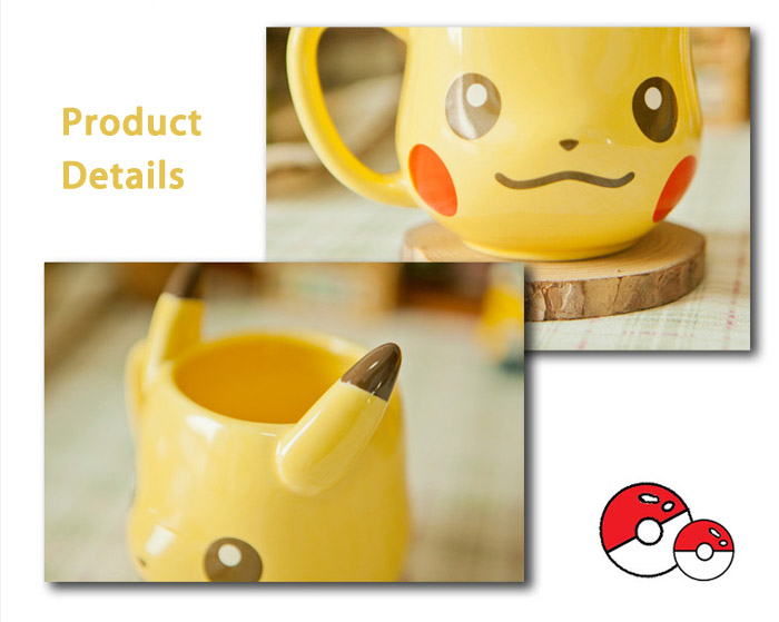 Anime Cosplay Cup with Cartoon Character