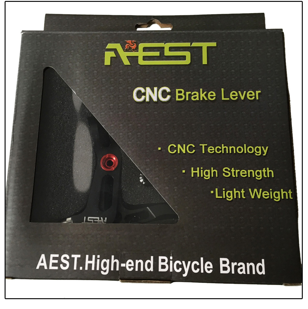 AEST YBL60A - 02 CNC High-strength Bicycle Brake Lever