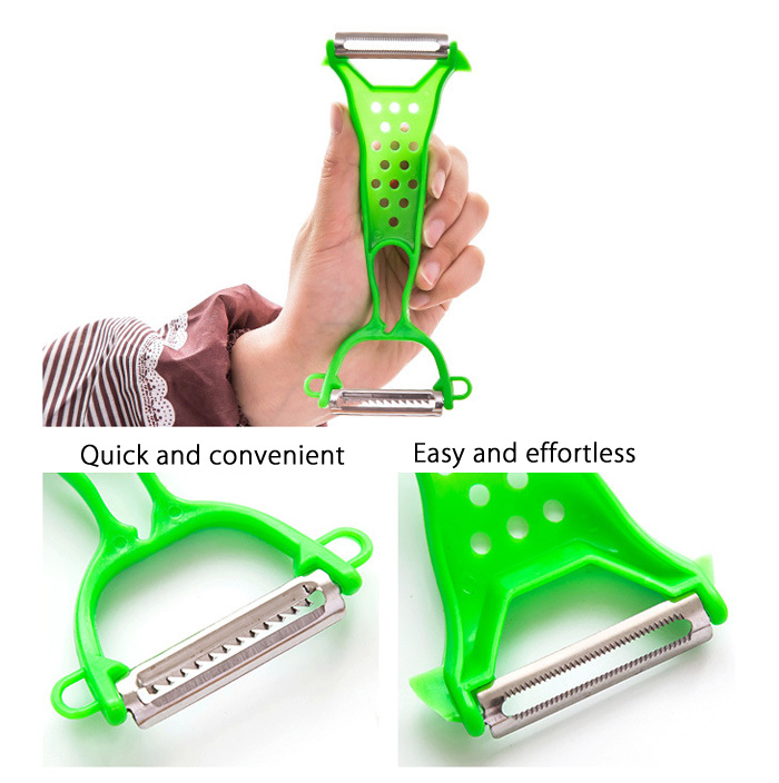 Multifunctional Stainless Steel Vegetable Cutter Kitchen Cooking Tools