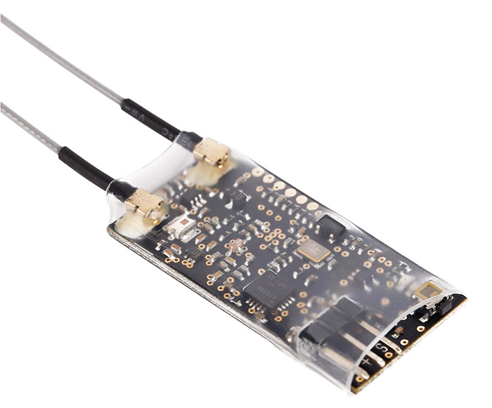 2.4GHz 8CH Receiver Compatible with Futaba T6J T8J T10J T14SG