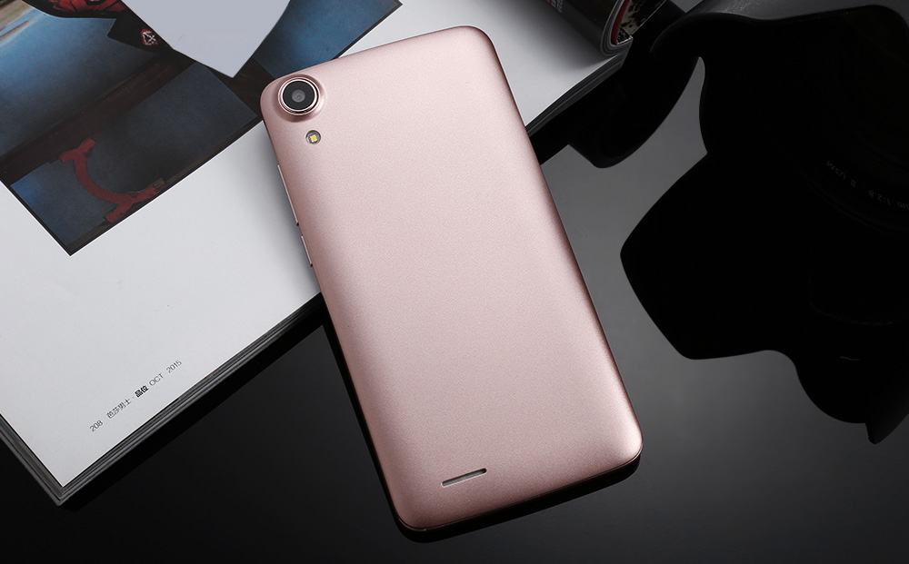 H828 Android 5.1 5.0 inch 3G Smartphone MTK6580 Quad Core 1.3GHz 1GB RAM 8GB ROM 8.0MP Front Camera Smart Wake-up Gravity Sensor