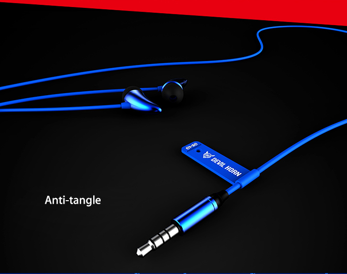 EMIE ME01 - C HiFi Music In-ear Earphones Stylish Design with Mic On-cord Control