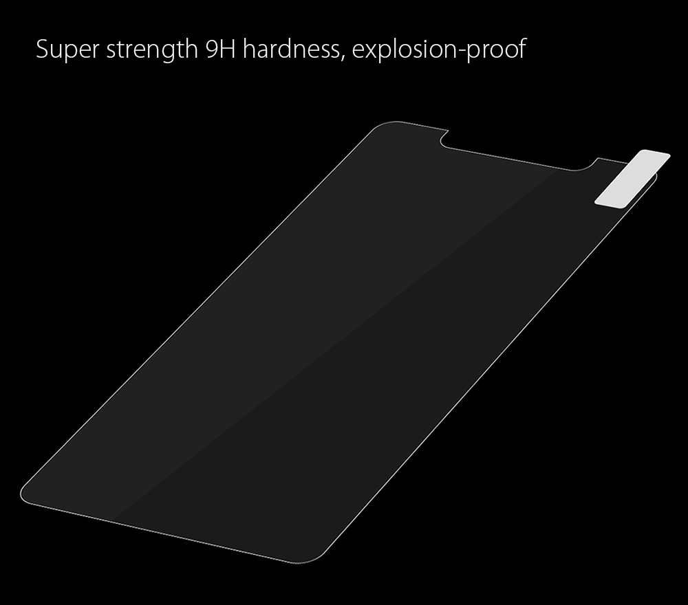Tempered Glass Screen Protective Film for Cubot Dinosaur 0.3mm 9H Explosion-proof Membrane