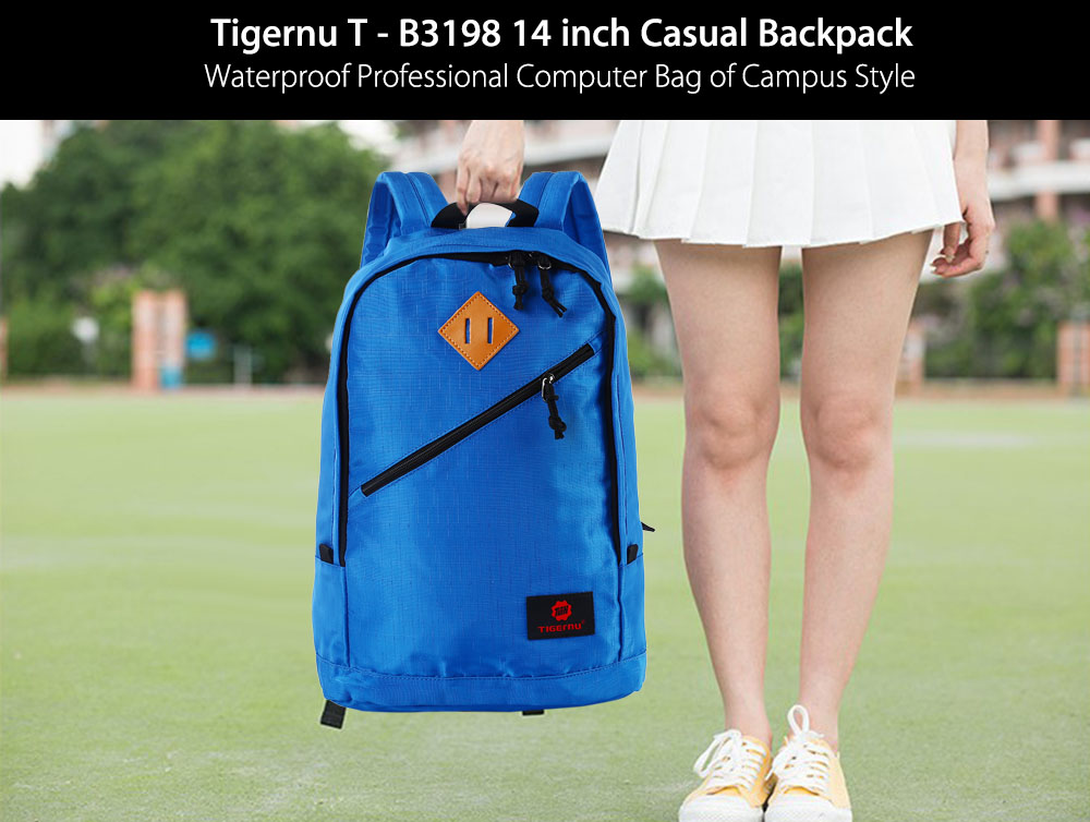 Tigernu T - B3198 14 inch Professional Laptop Backpack for School Business