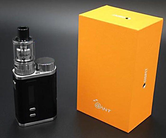 Original Ijoy CIGPET ANT Kit with 24mm / Top Filling Design / 4ml Rebuildable Tank Atomizer for E Cigarette