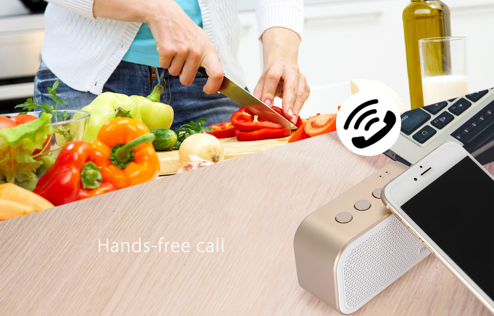 MIFA M1 Stereo Bluetooth Speaker for Hands-free Phone Call