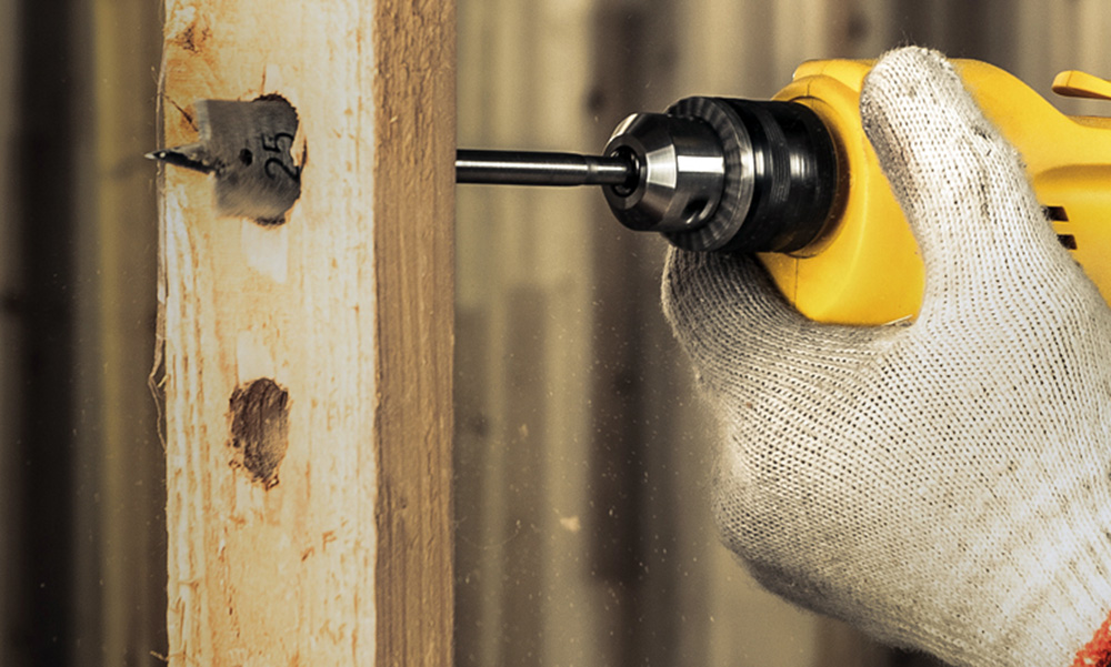 STANLEY SDR3006 - A9 Handheld 300W 6.5mm Hand Electric Drill