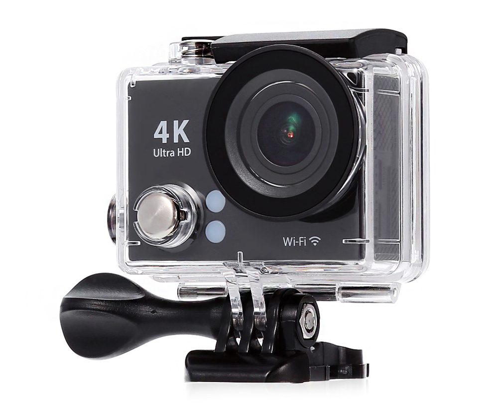 H2 Ultra HD 4K WiFi Action Camera -$56.6 Online Shopping| GearBest.com