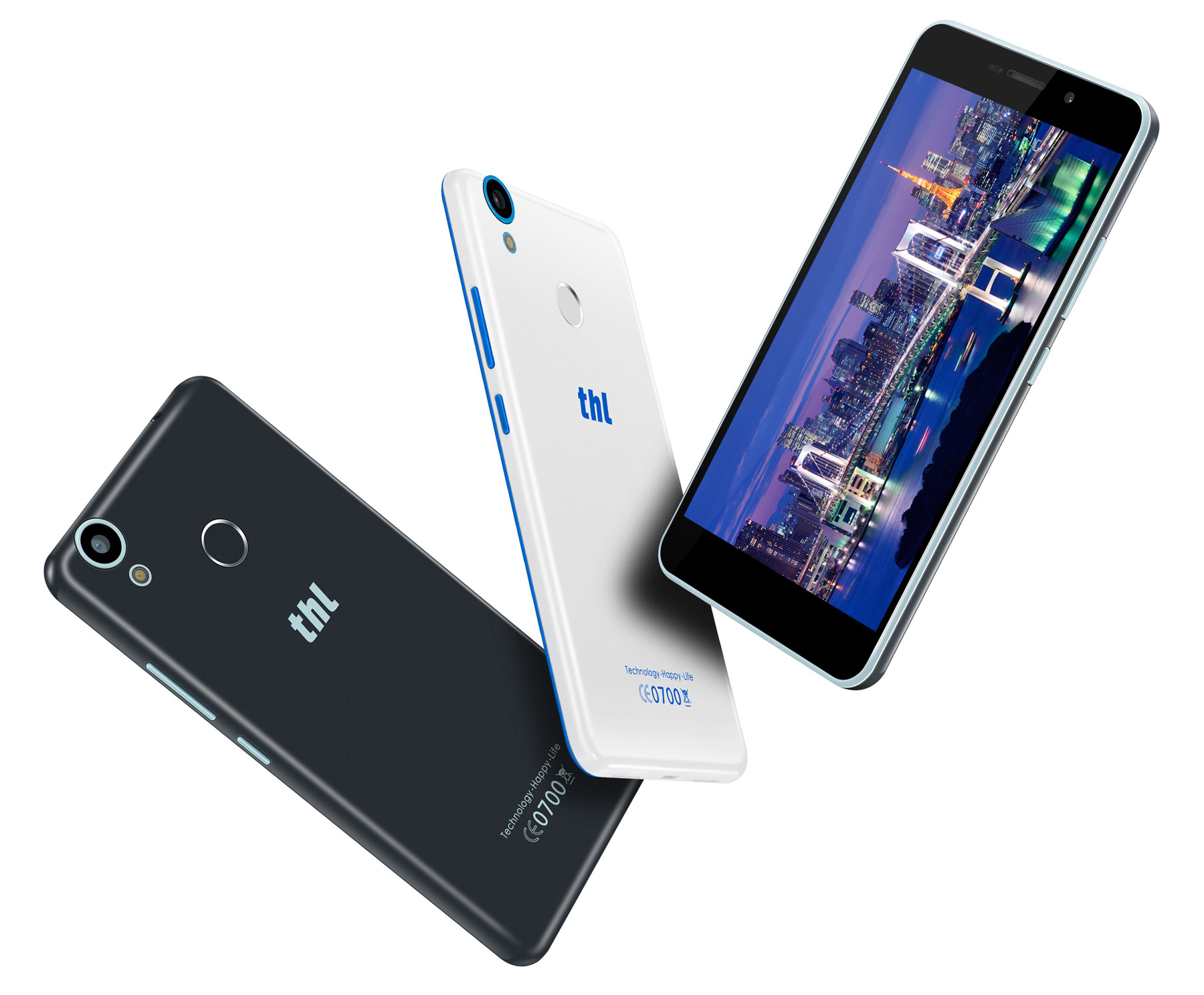 THL T9 Pro Android 6.0 5.5 inch 4G Phablet MTK6737 Quad Core 1.3GHz 2GB RAM 16GB ROM Fingerprint Scanner Bluetooth 4.0 GPS