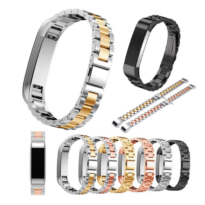 Three Bead Band for Fitbit Alta Smart Watch