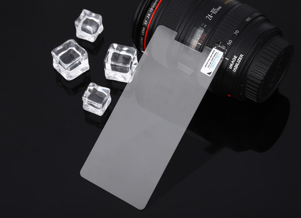 OCUBE Tempered Glass Screen Protective Film for Ulefone Future 0.26mm 9H 2.5D Arc Edge Explosion-proof Membrane