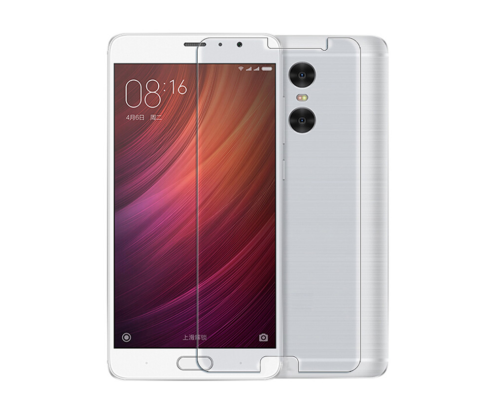 Tempered Glass Screen Protective Film for Xiaomi Redmi Pro 0.3mm 9H Explosion-proof Membrane