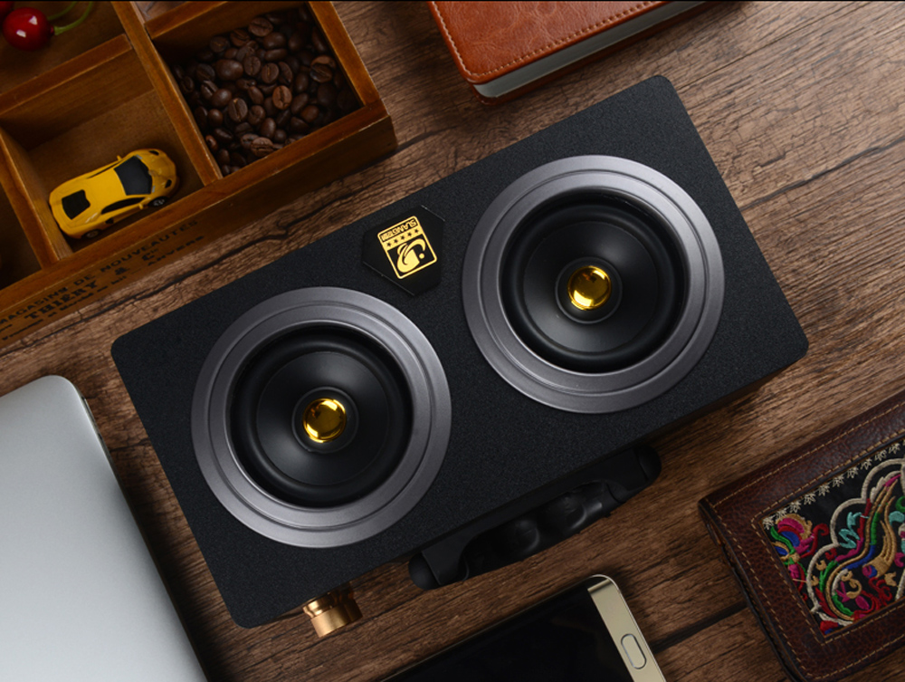 SLANG M8 Wireless Bluetooth V4.0 + EDR Speaker Multi-media Music Player Support Hands-free Call
