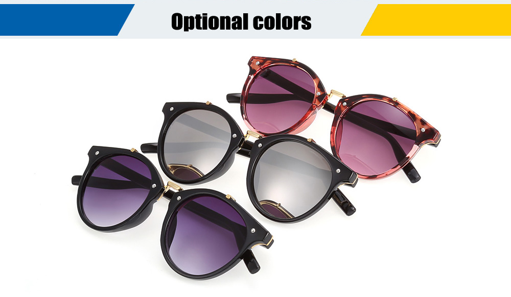 SENLAN 5015 UV-resistant Sunglasses with PC Lens