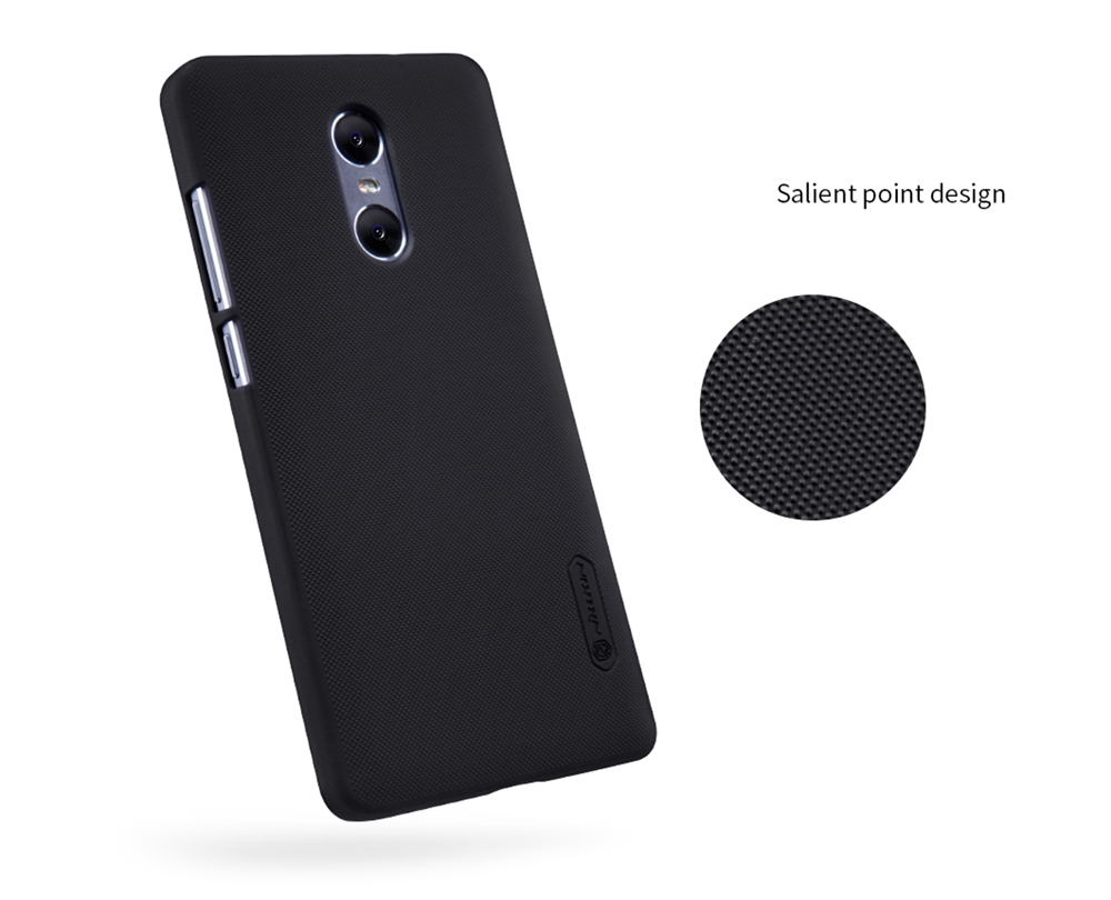 Nillkin Frosted Style PC Hard Protective Cover Case with Screen Film for Xiaomi Redmi Pro