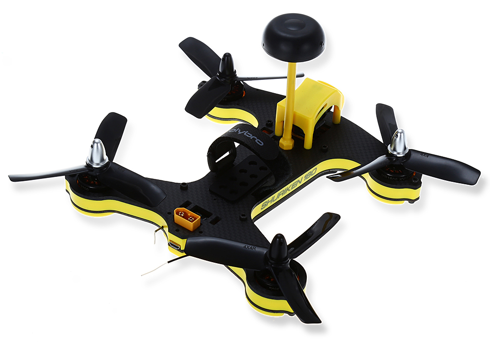 Holybro Shuriken 180 800TVL 5.8G FPV 6 Axis Gyro RC Racing Drone BNF with DSMX Receiver