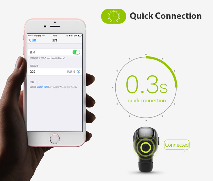 qcy bluetooth headphones instructions