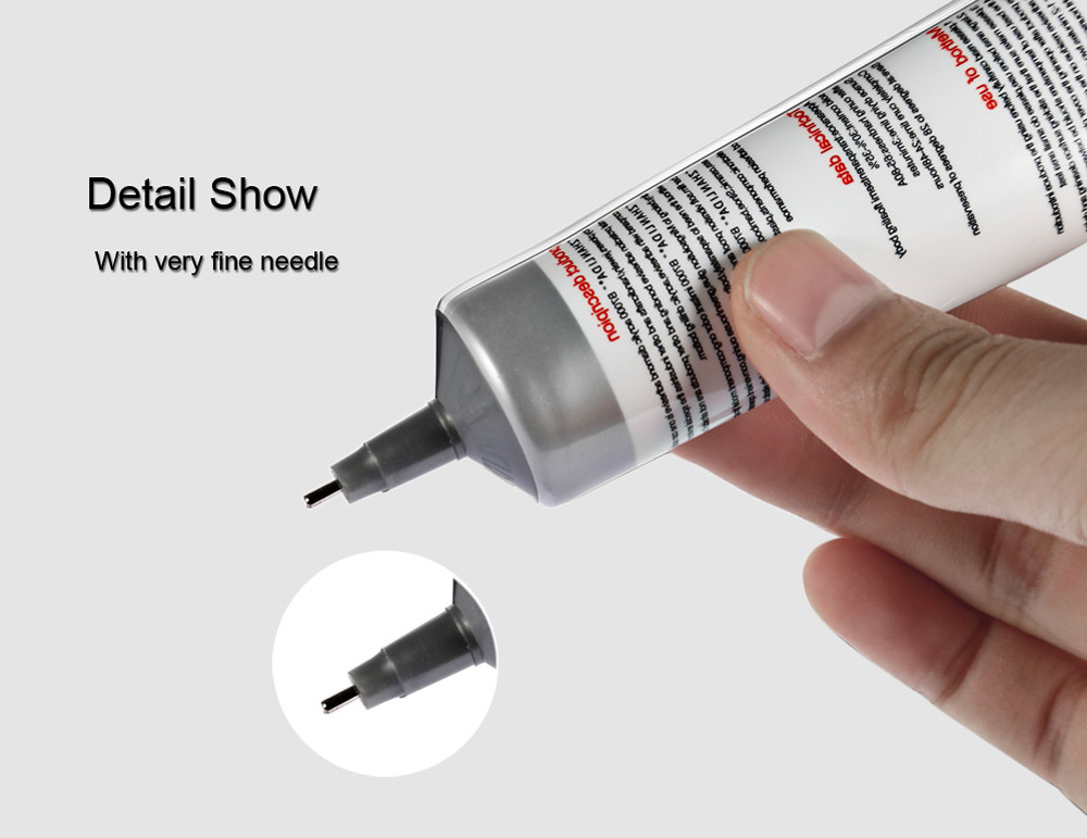 ZHANLIDA B - 7000 Glue 3.7fl.oz ( 110mL ) Multipurpose Adhesive for Toy / Jewelry / Touch Screen