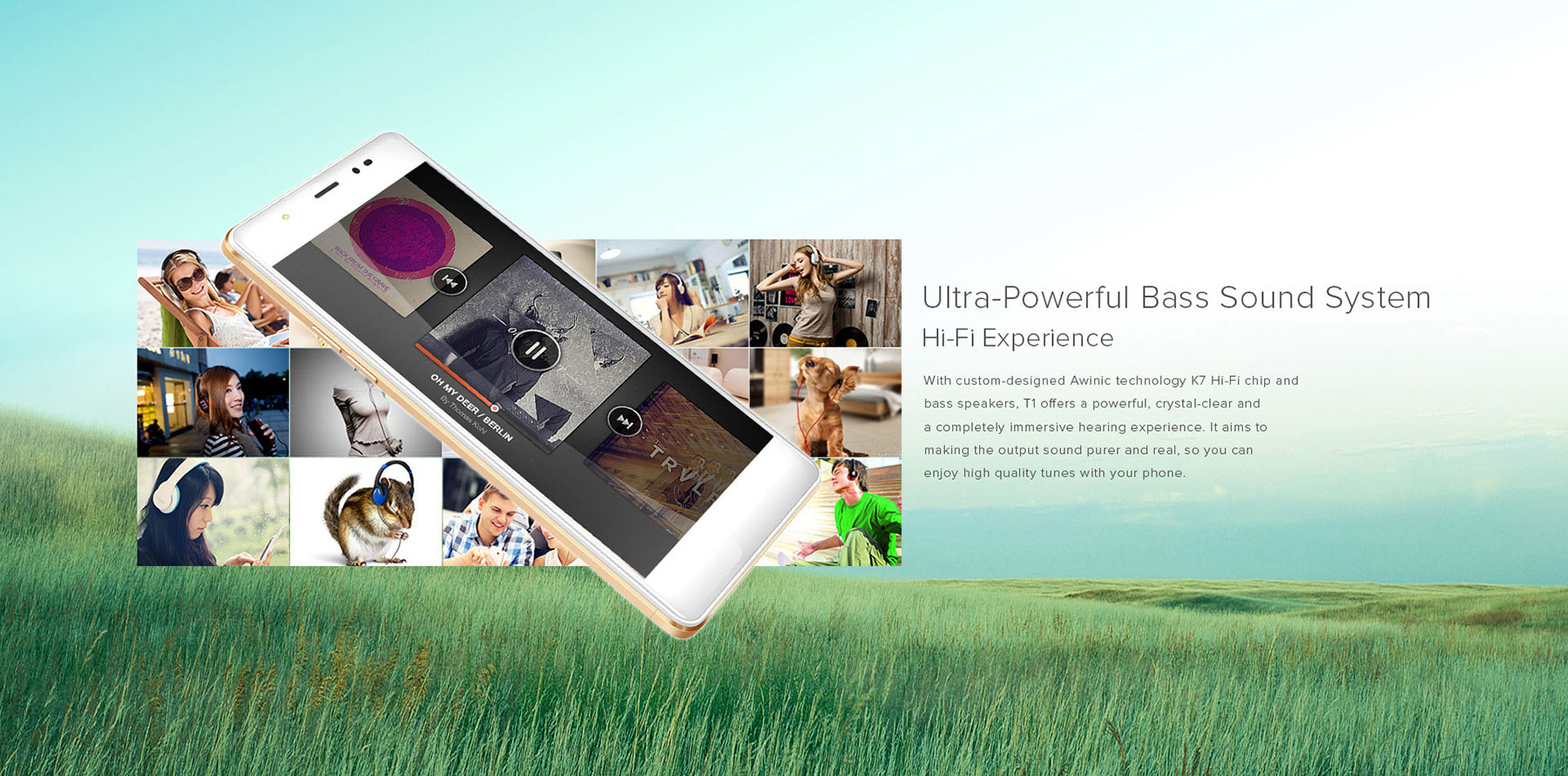 Leagoo T1 Android 6.0 5.0 inch 4G Smartphone MTK6737 Quad Core 1.3GHz 2GB RAM 16GB ROM Fingerprint Scanner Bluetooth 4.1 GPS