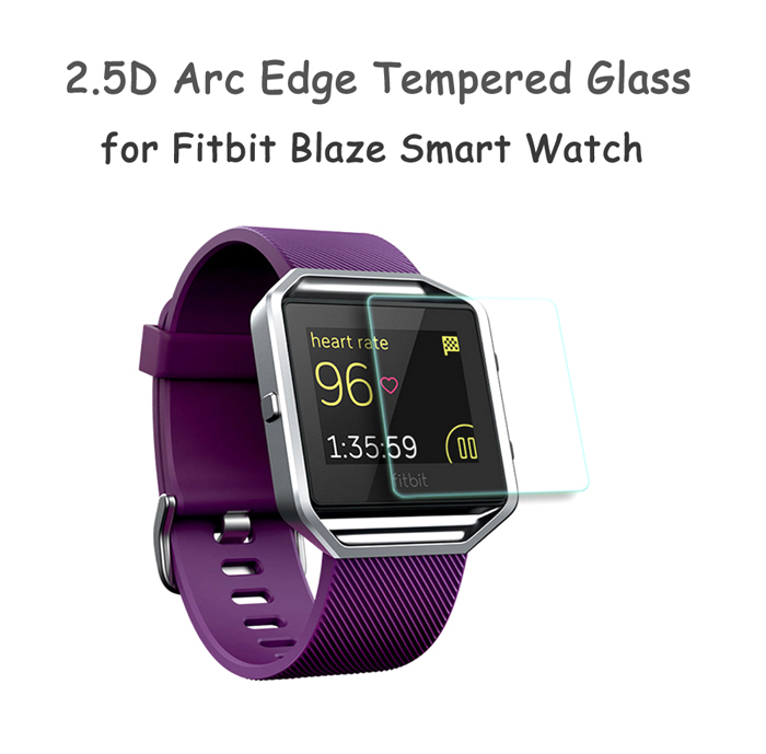 2.5D Arc Edge Explosion-proof Tempered Glass for Fitbit Blaze Smart Watch