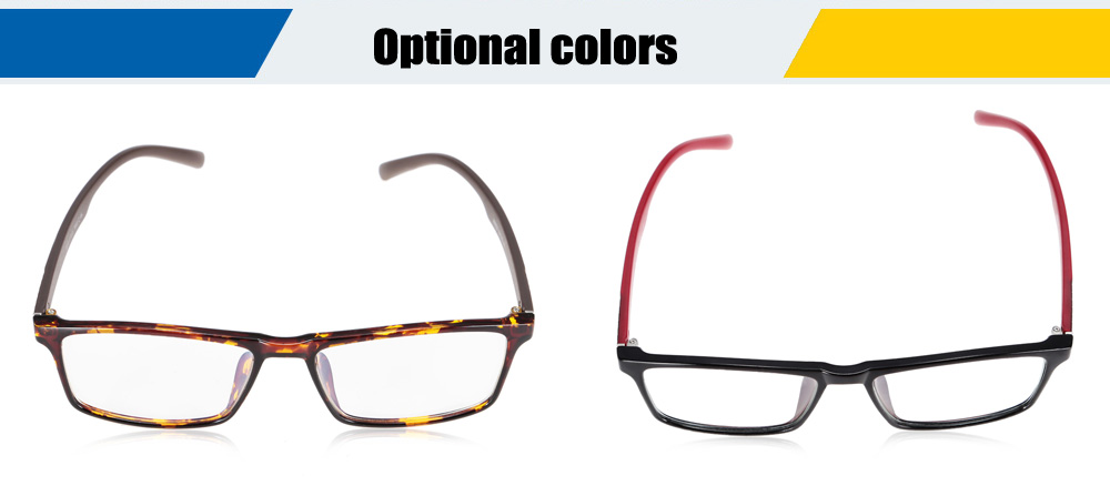 Unisex Protective Radiation-proof Computer Glasses with Fog-resistant Coating