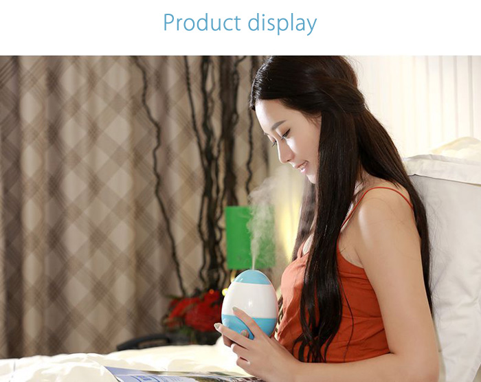 Tumbler Low Noise Cool Mist Humidifier for Home Office