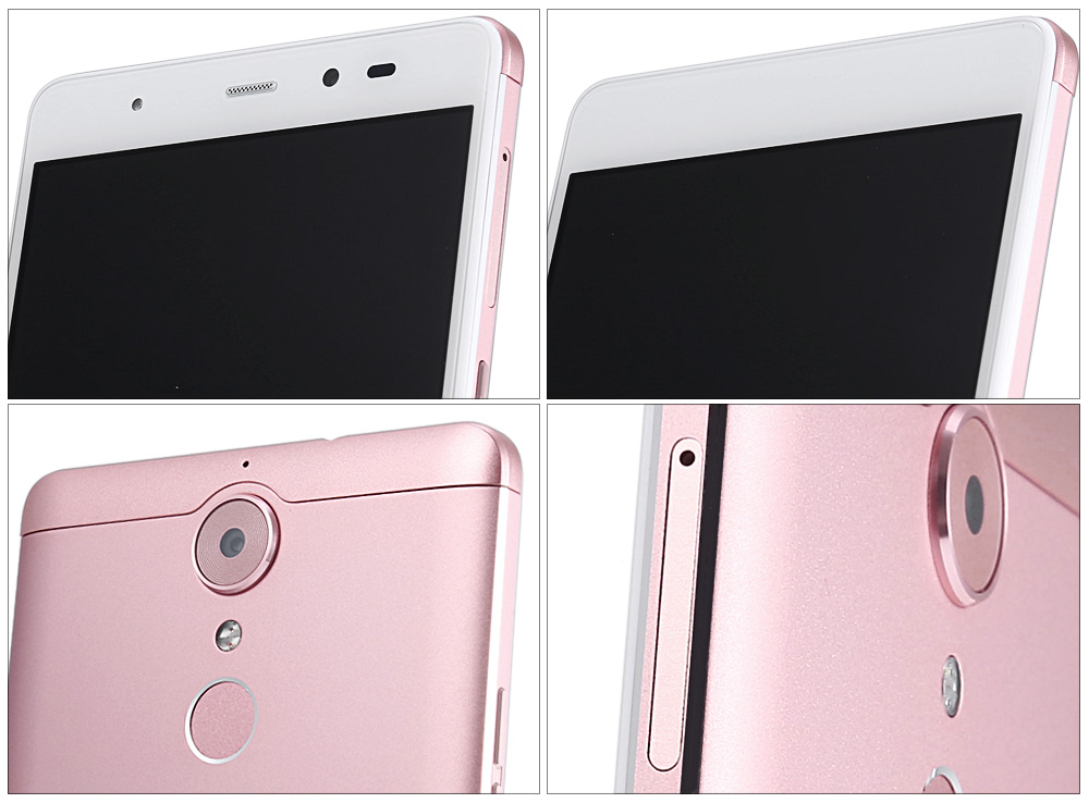 Leagoo T1 Plus Android 6.0 5.5 inch 4G Phablet MTK6737 1.3GHz Quad Core 3GB RAM 16GB ROM Fingerprint Scanner GPS Bluetooth 4.1