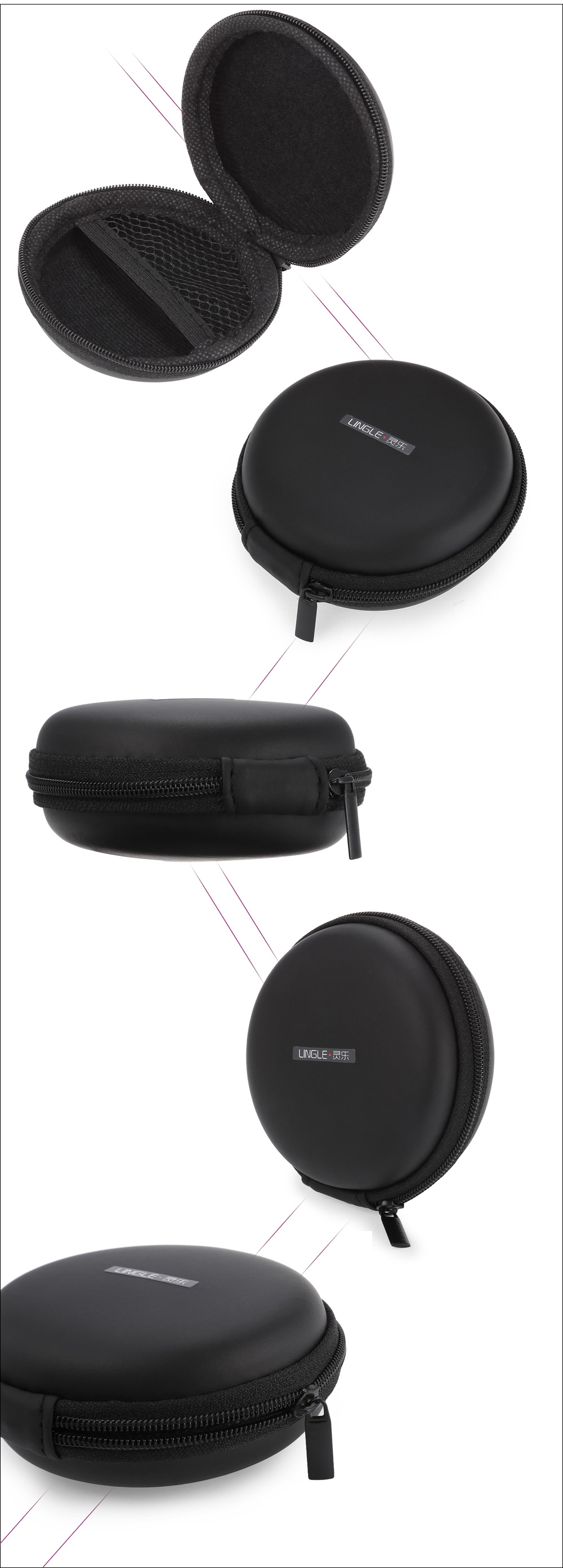 LINGLE AT597 8.5cm Universal Action Camera Case