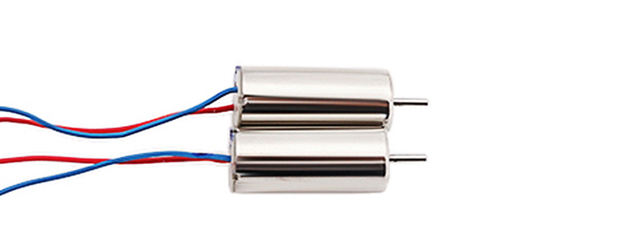 Original JJRC Brushed CW Motor for H32GH Quadcopter - 2pcs / set