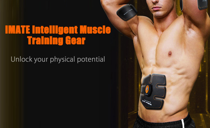 IMATE IM - 03 Muscle Training Gear Smart Body Sculpting Exercise Tools