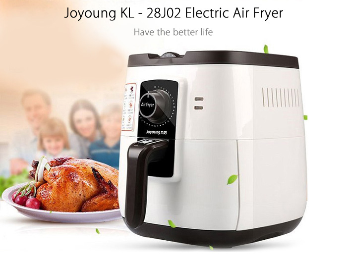 Joyoung KL - 28J02 2.8L Electric Air Fryer with Temperature Control
