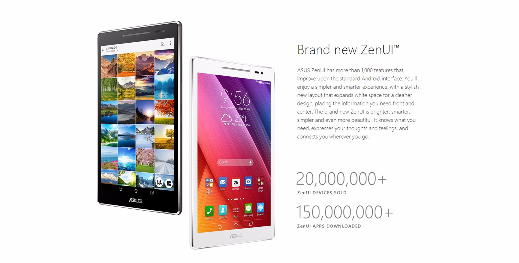 ASUS Z380 KNL Elite Version 4G Phone Tablet PC 8.0 inch Android 6.0 IPS OGS Screen Qualcomm MSM8929 Octa Core 1.0GHz 3GB RAM 32GB ROM Ambient Light Sensor