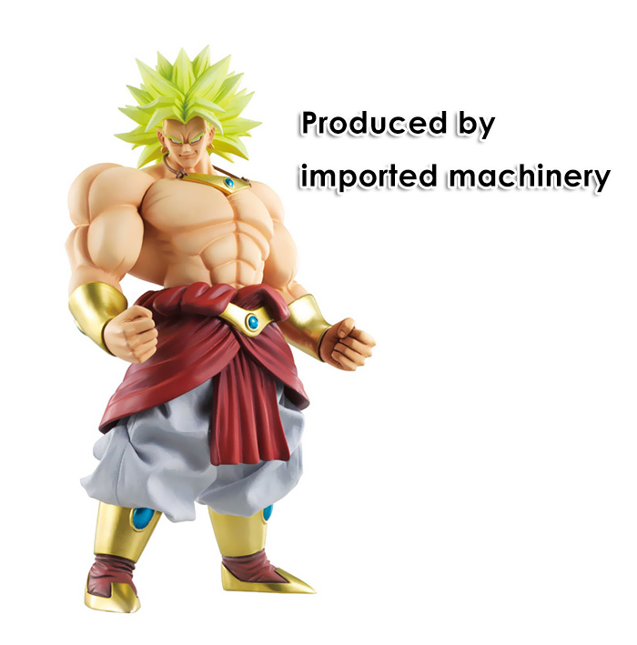 PVC Action Figure Animation Collectible Figurine - 9.8 inch
