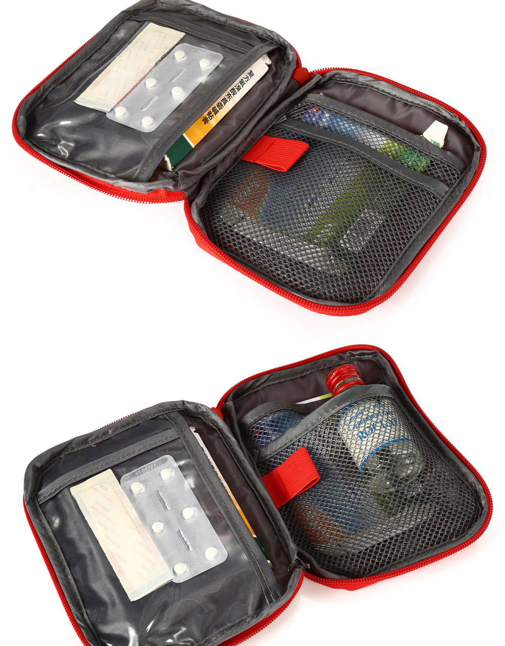 Outdoor Portable Emergency First Aid Pouch Bag