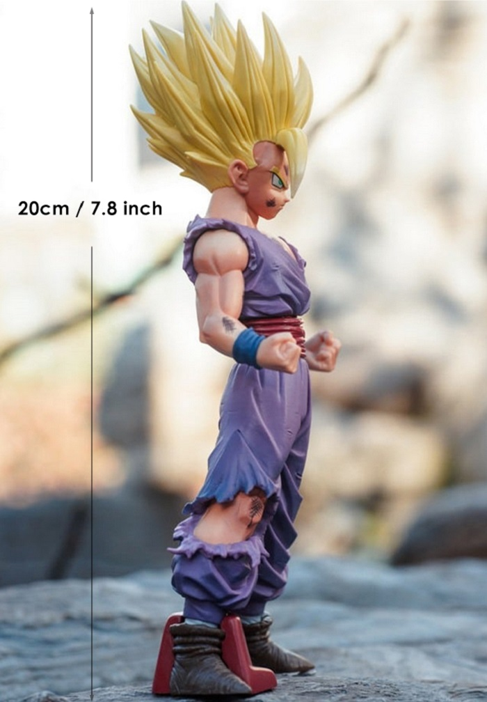 PVC Action Figure Animation Collectible Figurine - 7.8 inch