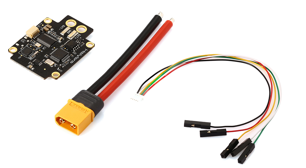 Holybro Kakute AIO V1.0 F3 Flight Controller with Integrated PDB OSD