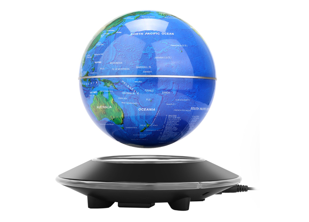 wedding ideas crafts magnetic levitation floating globe world map 69 74 27760