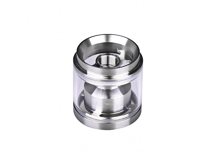 Original Wotofo Serpent Mini 25mm RTA with 4.5ml Capacity / Top Filling / Single or Dual Coil Build Deck for E Cigarette